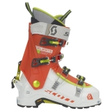 Scott obuv skialp Celeste white/orange 17/18 - EU26.0