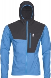 High Point bunda Helium Pertex Jacket swedish blue/ black - XL