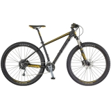 Scott kolo Aspect 930 black/yellow 2018 - L
