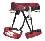Black Diamond MOMENTUM HARNESS - WOMEN'S, Wild Rose - M