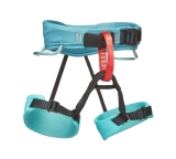 Black Diamond MOMENTUM HARNESS - KIDS', Salt Water