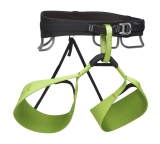 Black Diamond SOLUTION HARNESS-HONNOLD EDITION, Verde - M