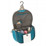 Sea To Summit Hanging toiletry bag L - Blue