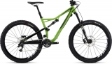 Specialized Stumpjumper FSR Comp 650B Gloss Moto Green/Black Clean 2016 - L