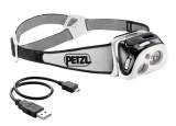 Petzl Reactik Black