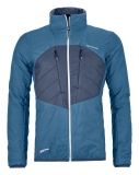 Ortovox bunda Dufour Jacket blue sea - XL