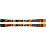 Rossignol lyže set Pursuit 100 Xpress10 17 - 170