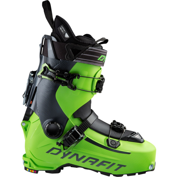 Dynafit Hoji PU  5330, Green Machine/Asphalt 19/20 - 305