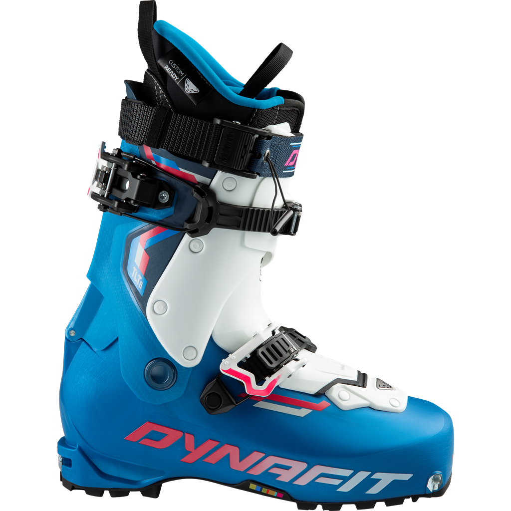 Dynafit TLT8 Expedition CR W, Methyl Blue/Lipstick 19/20 - 240