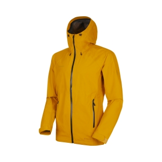 Mammut bunda Convey Tour HS Hooded Jacket Men golden - L