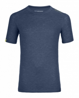 Ortovox 105 ULTRA SHORT SLEEVE M night blue - L