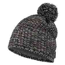 Buff Knitted a Polar Hat Grete cas Tlerock Grey 123516.929.10