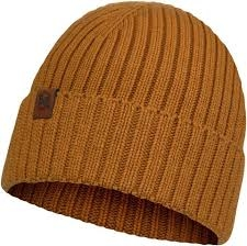 Buff Knitted Hat New Helle Mustard - 123524.118.10