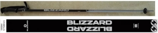 Blizzard hole sjezd Allmountain black shiny/silver - 110cm