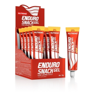 Nutrend endurosnack 75 g apricot