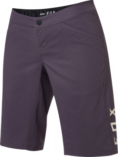 Fox MTB Wmns Ranger Short - L, Dark Purple