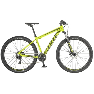 Scott Aspect 960 yellow/grey, 2019 - M