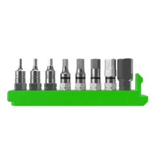 Syncros Greenslide Spare Bit 8pc Set Hex