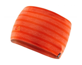 Mountain Equipment Groundup Headband Me-01451 Cardinal Orange str