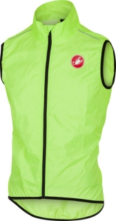 Castelli vesta Squadra long yellow fluo - XL
