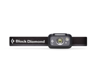 Black Diamond SPOT 325 HEADLAMP, Graphite - 2019