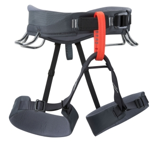 Black Diamond Momentum Harness - Men's Graphite M