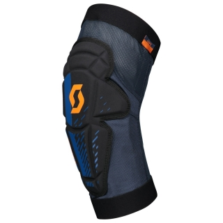 Scott Knee Pads Mission blk/Ir blue M