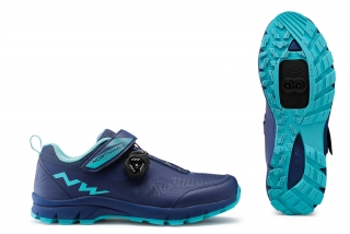 Northwave Corsair Woman - EUR36, Blue/Aqua, 2019