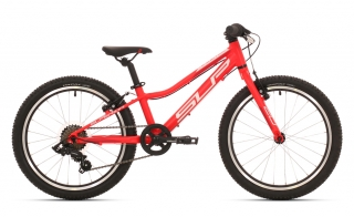"Superior kolo RACER XC 20 MATTE NEON RED/WHITE/DARK RED 9.0"" - 2019"