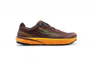 Altra obuv Timo 2, dark red/orange - EU43