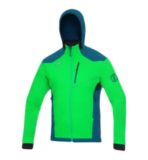Direct Alpine Bunda Tacul 4.0 green/petrol - XL