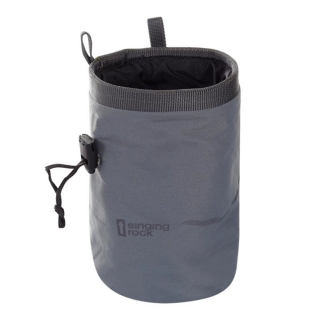 Singing Rock Chalk Bag Mountains DarkGrey