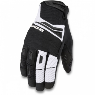 Dakine rukavice Cross-X black/white - M