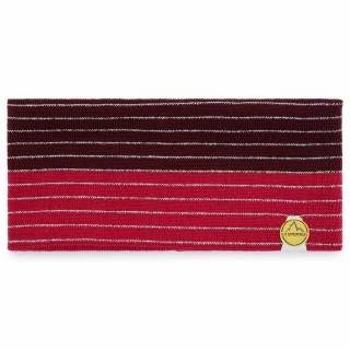 La Sportiva čelenka Power Headband Orchid/Wine - S