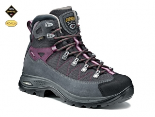Asolo obuv Finder GV A742 Grey/Gunnmetal/Grapeade - UK7