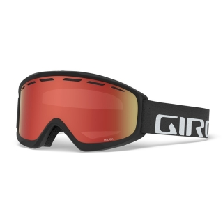 Giro brýle Index OTG black wordmark amber scarlet 19/20