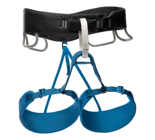 Black Diamond Momentum Harness Men's, Kingfisher, vel. M