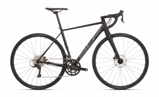 Superior kolo X-ROAD COMP, MATTE BLACK/DARK SILVER, 700Cx54cm(M) - 2020