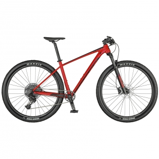 Scott Scale 970 Red, vel. M - 2021