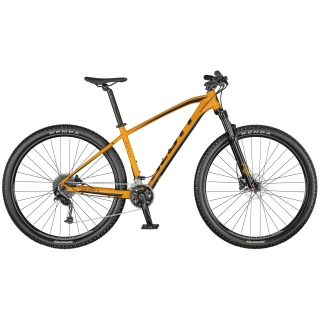Scott Aspect 940 Orange, vel. S - 2021
