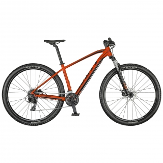 Scott Aspect 760 Red, vel. XS - 2021