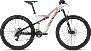 Specialized Rumor FSR Comp 650B Dirty White/Charcoal 2016 TEST - M