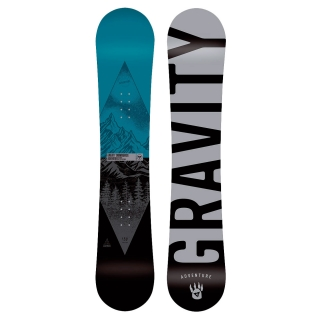 Gravity snowboard Adventure 19/20 - 163W