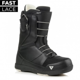 Gravity obuv Manual Fast Lace black 18/19 - UK10,5