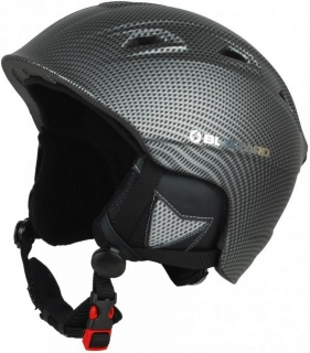Blizzard Demon ski helmet, carbon matt, size 60-62 uni, 18/19