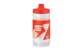One F.L.Y.BOTTLE 400 transparent/red