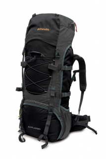 Pinguin batoh Explorer 60 black