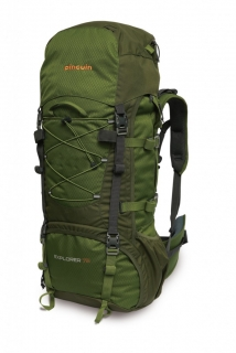 Pinguin batoh Explorer 60 green