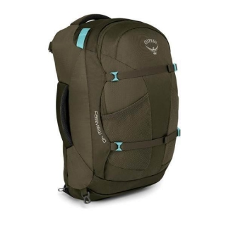 Osprey batoh Fairview 40 misty grey WS