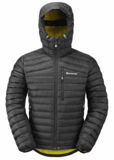 Montane bunda Featherlite down black - L